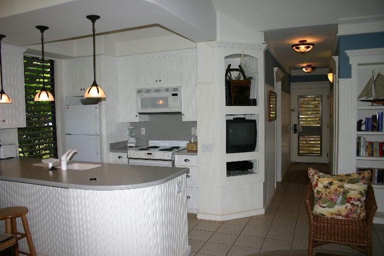 Some say Kiahuna Beach House #52 has the finest interiors on Poipu Beach !!