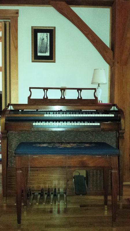 Vintage Baldwin elektrisch orgel!