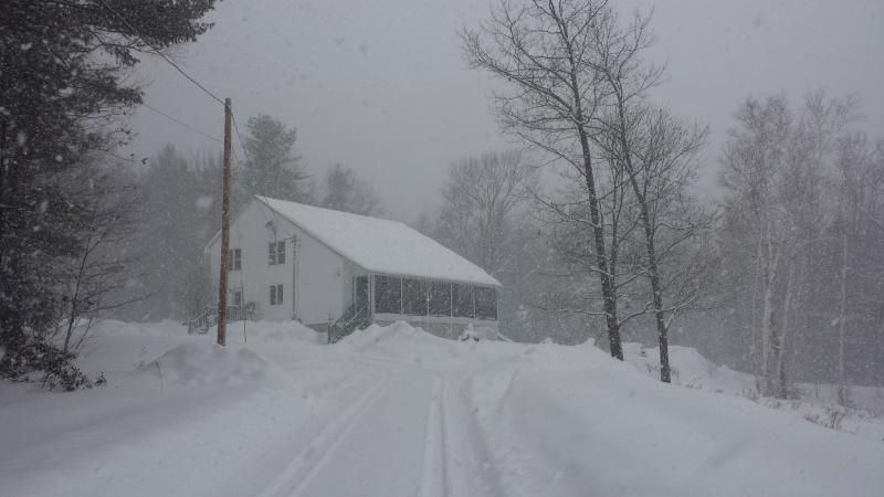 Winter In Nieuw-Engeland