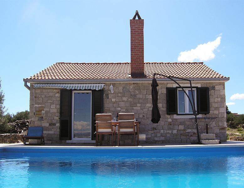 villa Domina, location de vacances à Postira