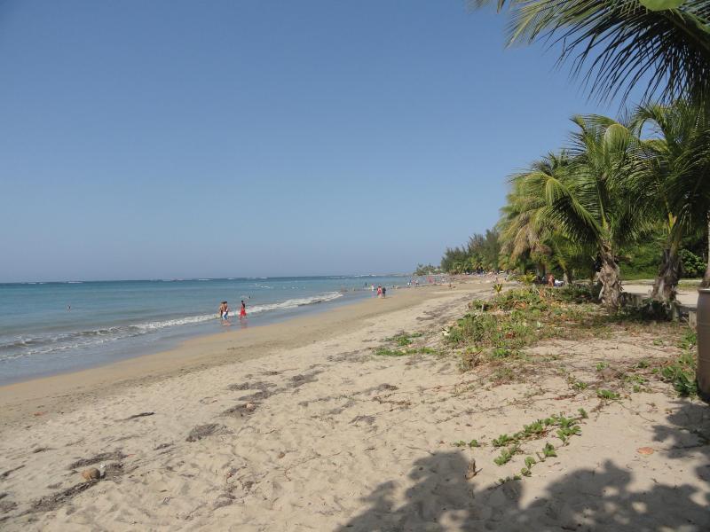 Dorado Beach- miles of white sandy beaches