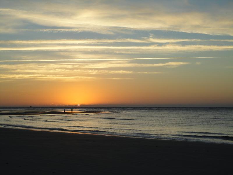 Enjoy beautiful sunrises from the cottage