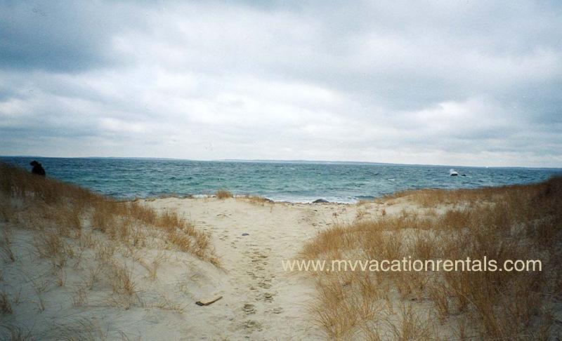 Caminho para a praia de associação privada, 1/2 milhas da casa