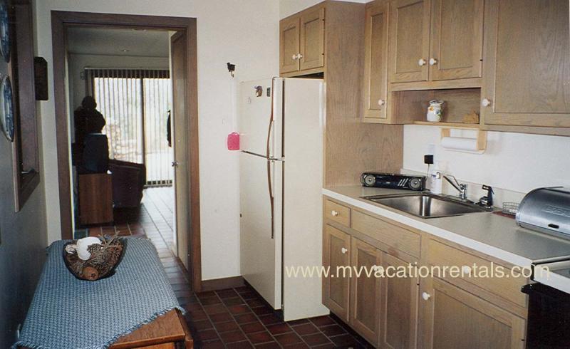 Downstairs Kitchen between Guest Quarters