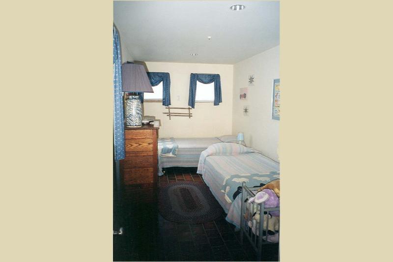 Downstairs Left Guest Bedroom