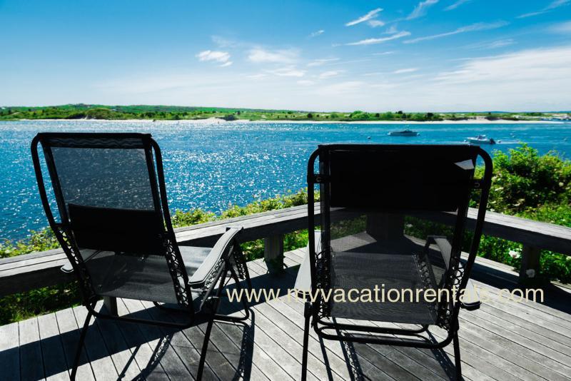 Deck Overlooking Waterfront