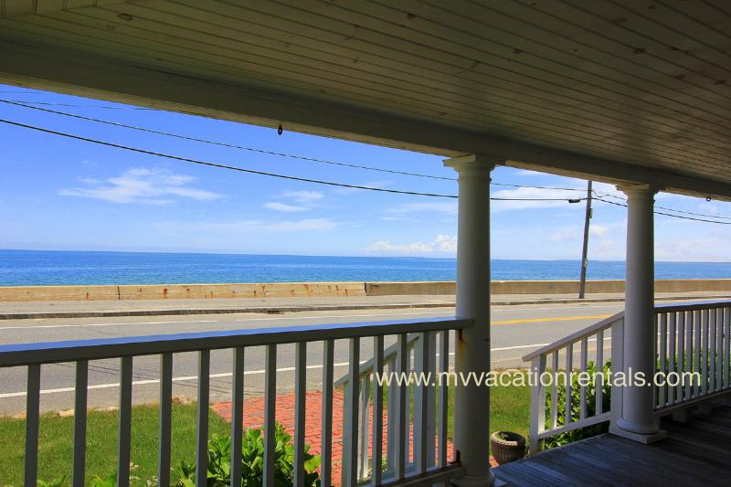 Spectacular Views from Large and Comfortable Furnished Porch