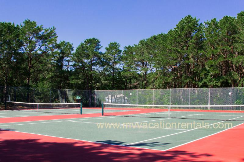 Private Association Tennis Courts