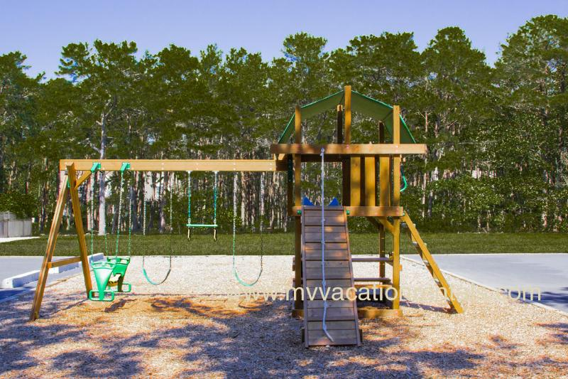 Private Association Swing Set