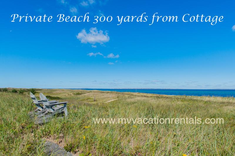 LORUA - Waterfront, Central A/C, holiday rental in Aquinnah