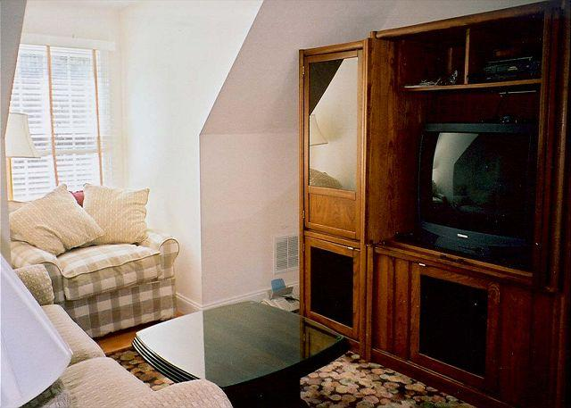 Upper Level TV Room across from Master Suite