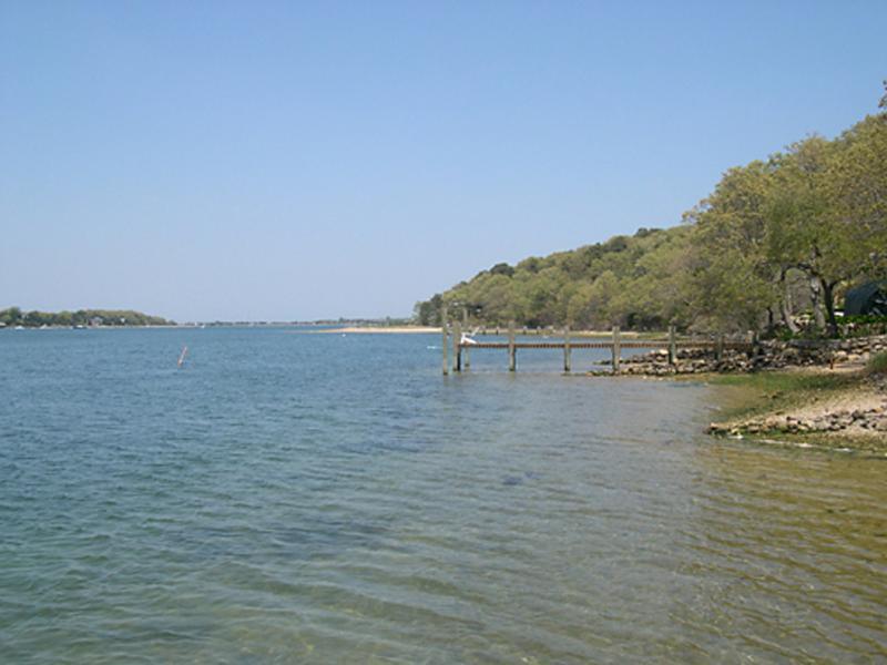 Views up the Lagoon