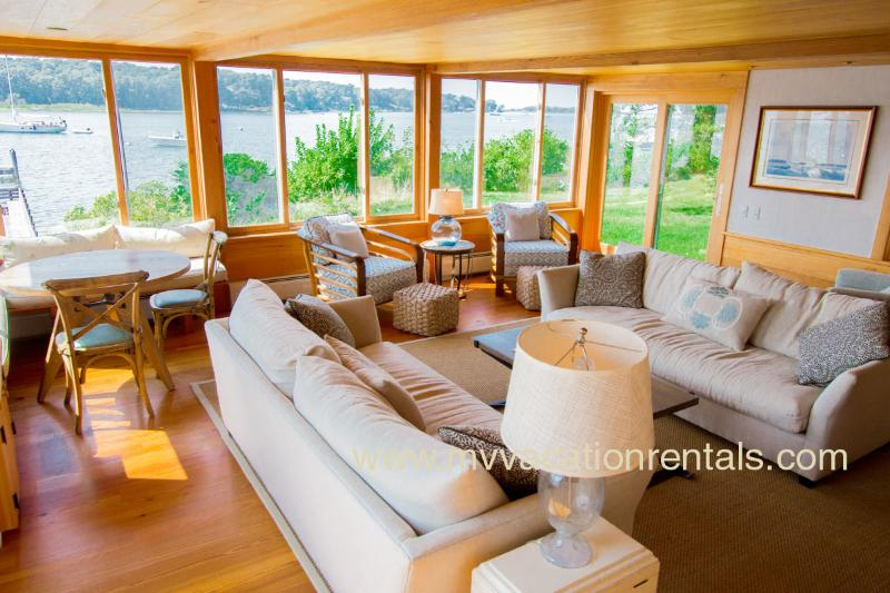 Living Room with Spectacular Views