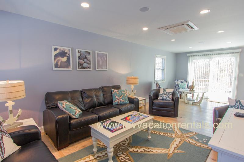 Living Room opens to Deck