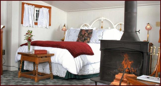 Quail Cottage Bedroom