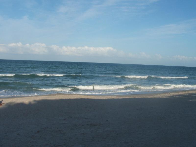 The Beach, 5 min walk down the road