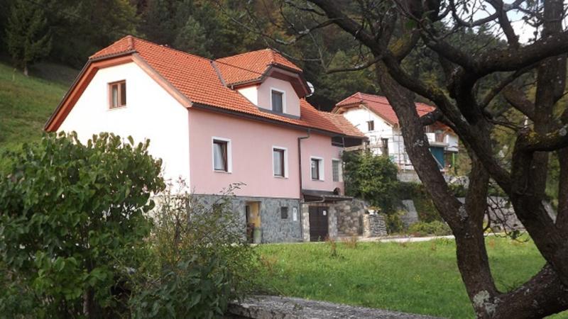 Šentjanž 12 and Apartma Bela Breza