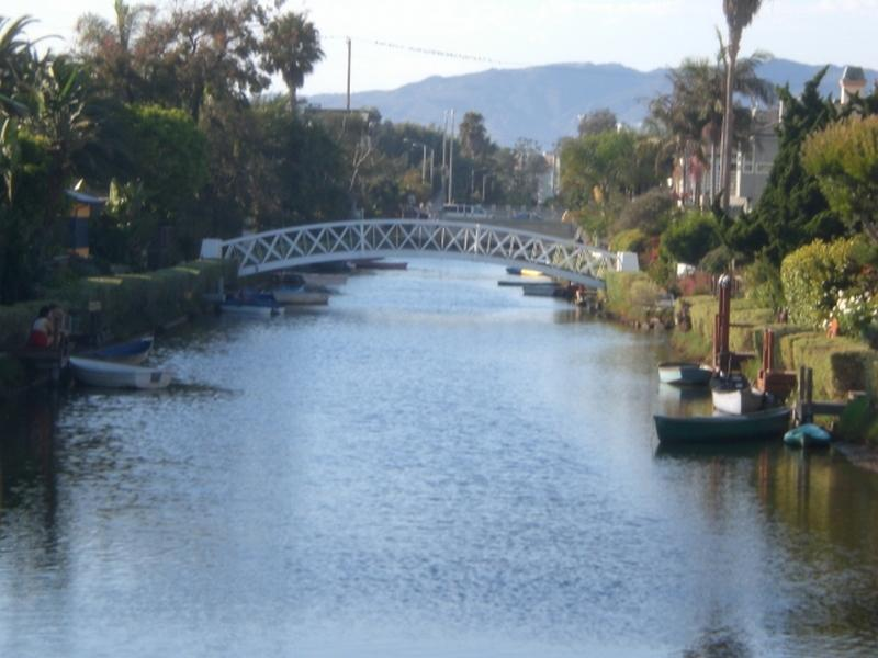 One of Beautiful Venice Canals