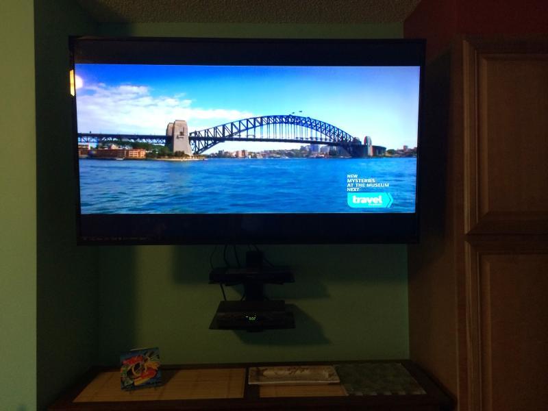 55 INCH LED HDTV