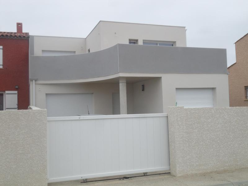 Architectural house