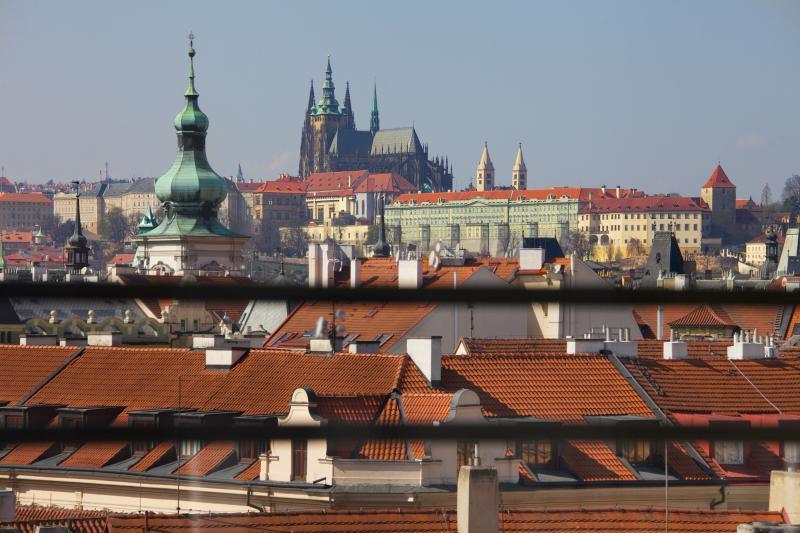 Rybna 9 Apartments - Prague Castle view