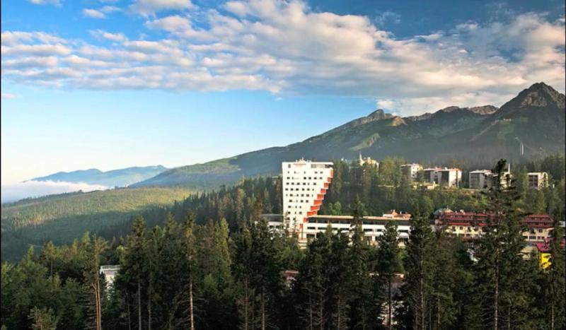 Apartment in Strbske Pleso, High Tatras, Slovakia, holiday rental in Stola