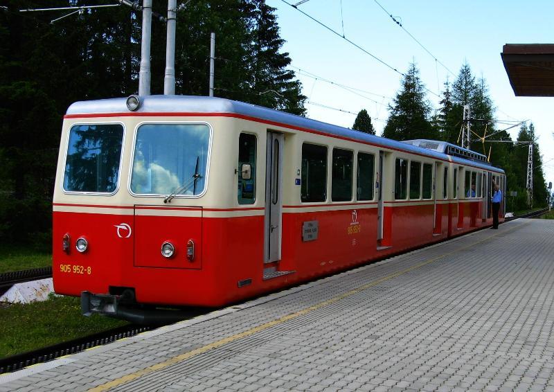 Zubacka train