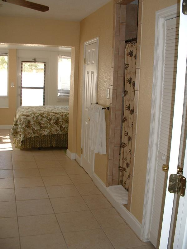Guest Room with shower