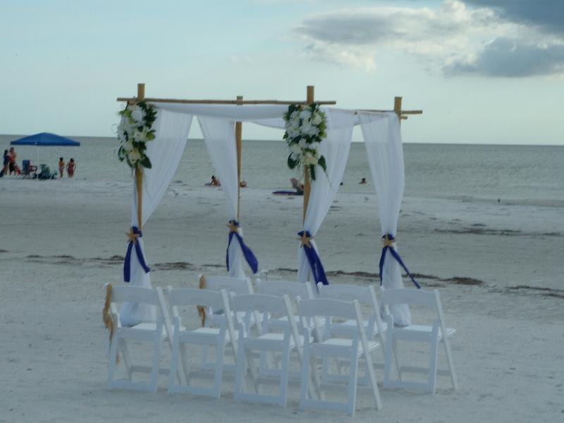 Wedding on Sunshine Beach