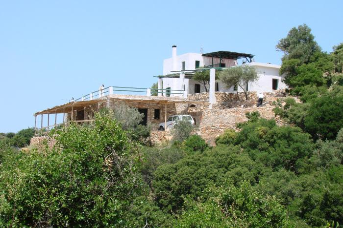 Agrotourism holidays on Skyros island, Greece, holiday rental in Trachi