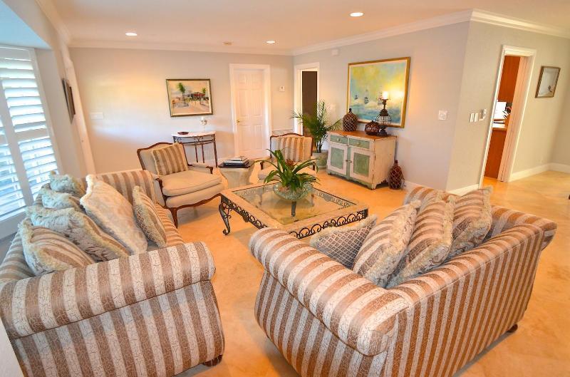 Spacious Open Living Area...