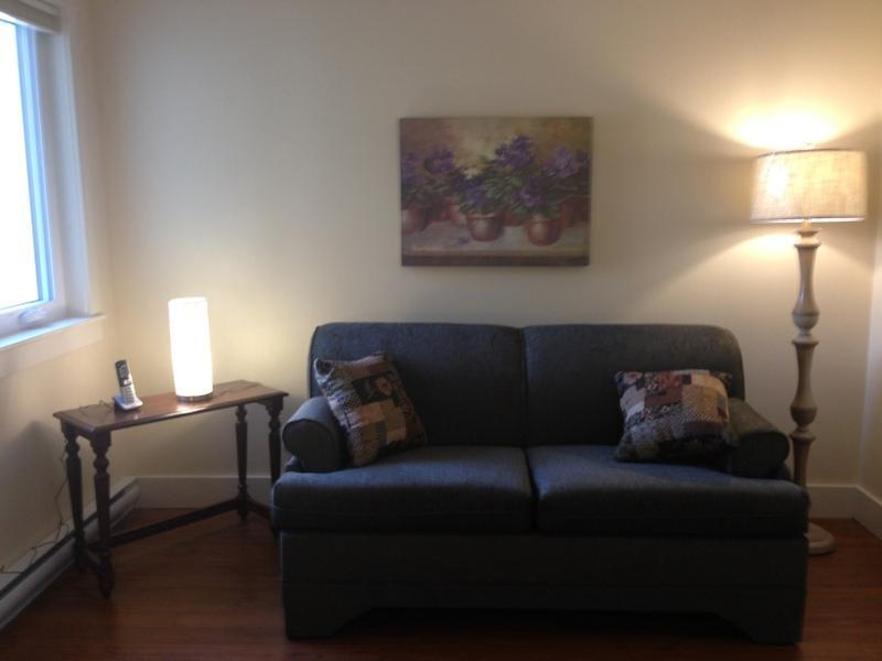 2 º dormitorio con sofá cama doble