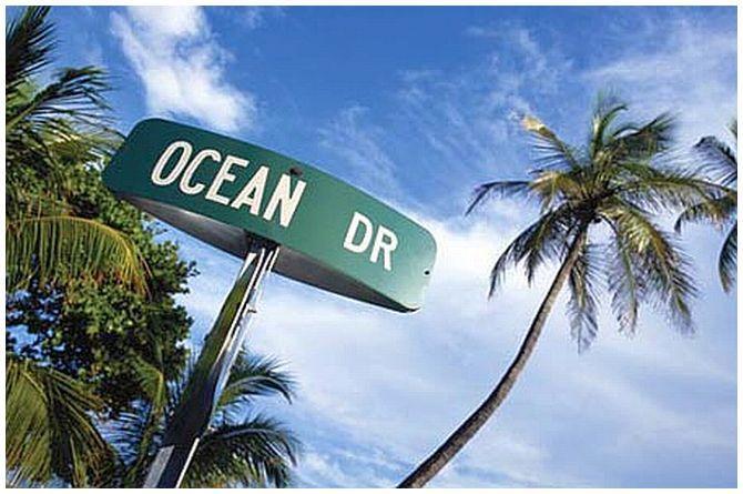 Studio na Ocean Dr. na zona sul da quinta (SoFi) moderna.