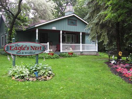 Eagle's Nest  an island inn