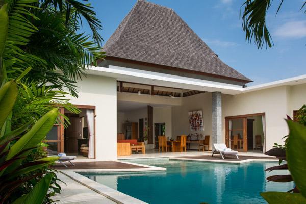 Villa Suliac - Open plan design