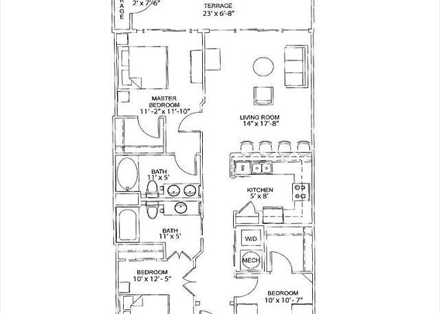 Indies 704 Floor plan
