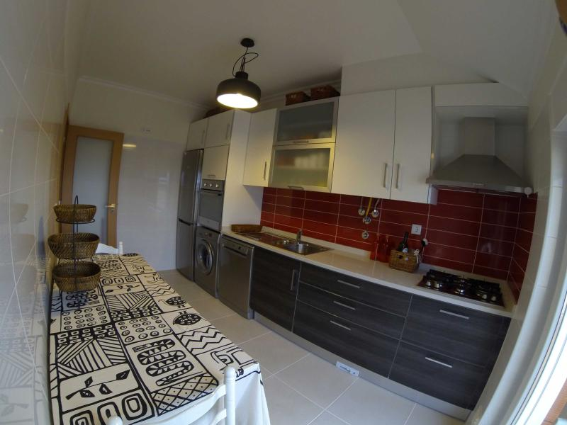 Kitchen fully equiped and brand new - Aug 2013