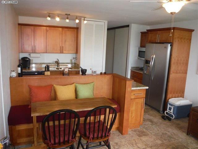 All new kitchen with stainless appliances and granite counter tops. New tile throughout.