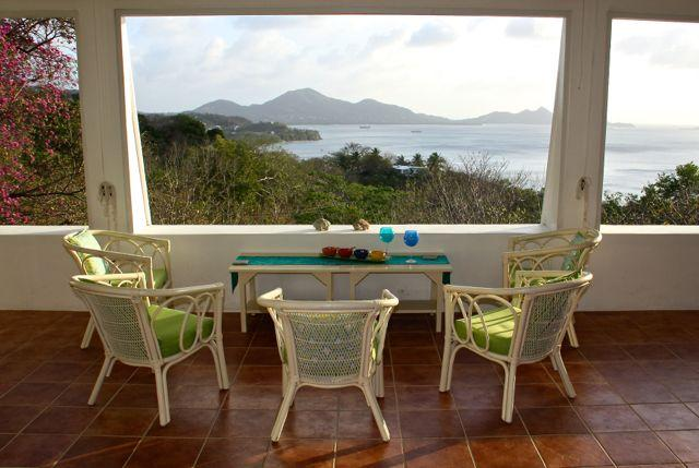 Honey Hill Villa at Anse la Roche, Carriacou, alquiler de vacaciones en Hillsborough