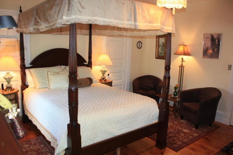 Walker room in century home with modern comfort, holiday rental in Leamington