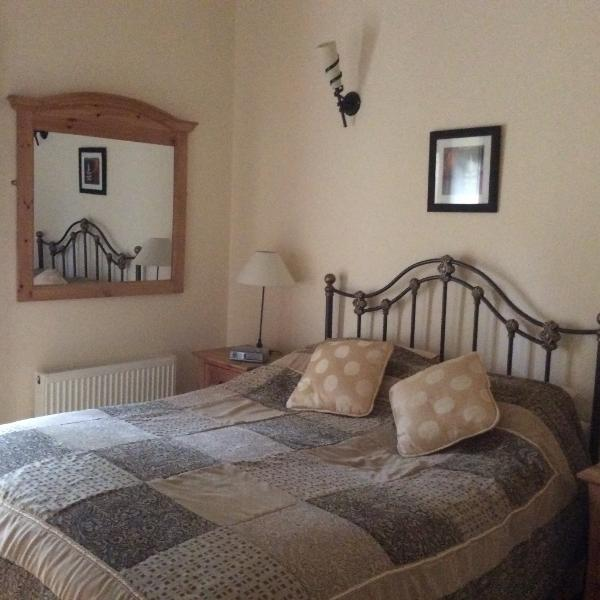 Stables double bedroom