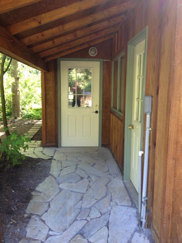Privé ingang Cottage