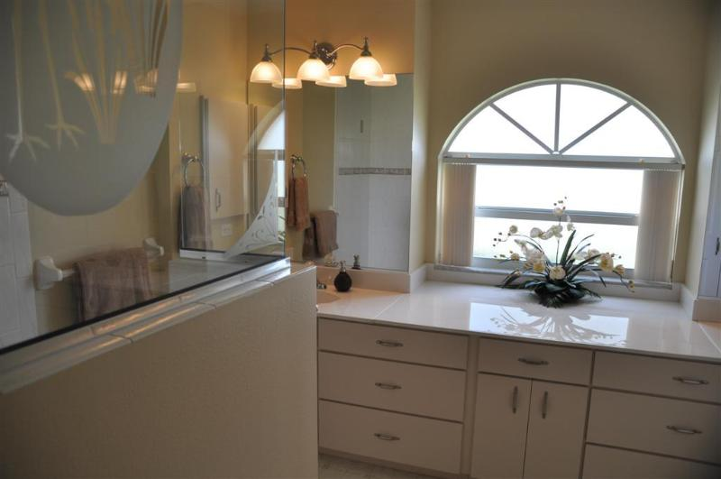 Master Ensuite with large walk in shower