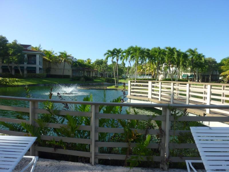Neighborhood Laveside Villas- View form the pool