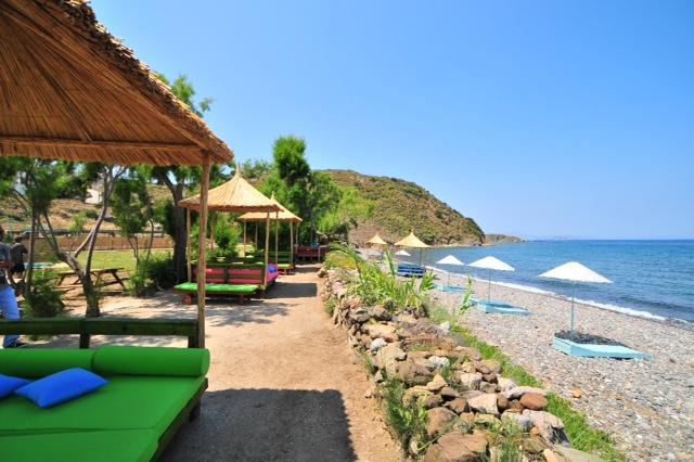 Sea front Bungalow + Beach, vacation rental in Bodrum City