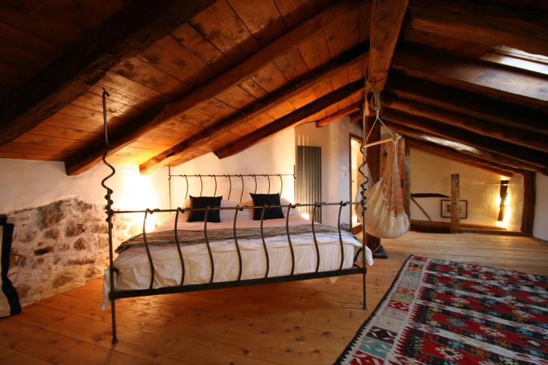Master Loft Bedroom - Super King Size Bed