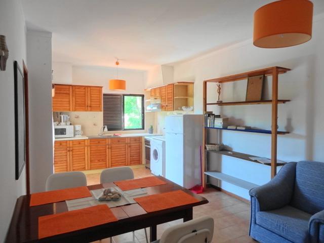 Küche- & -Lounge