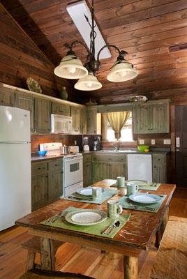 Fully Furnished Modern Kitchen, with all new Appliances, including Dishwasher.