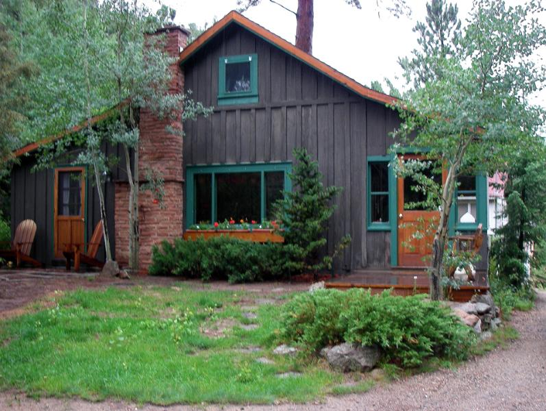 Our Historic cabin on the river