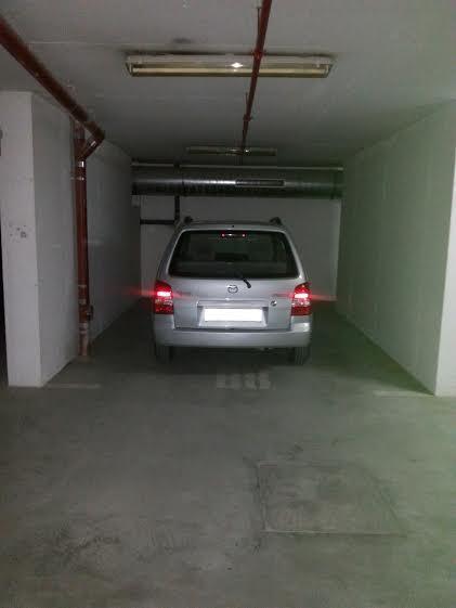 Garaje dentro del edificio